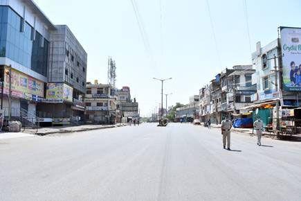 ভারতের ৮০ টি শহর লকডাউন ঘোষণা
