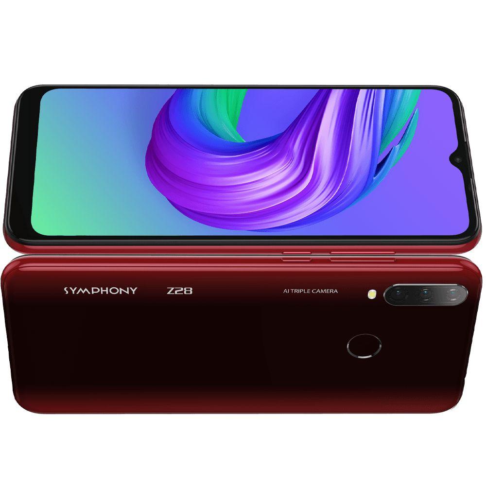 সিম্ফনির নতুন স্মার্টফোন symphony z28
