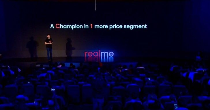 realme c1 debuts with sd450 and big battery for less than $100