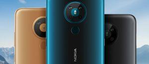 রিলিজ হলো কোয়াড ক্যামেরার Nokia 5.4