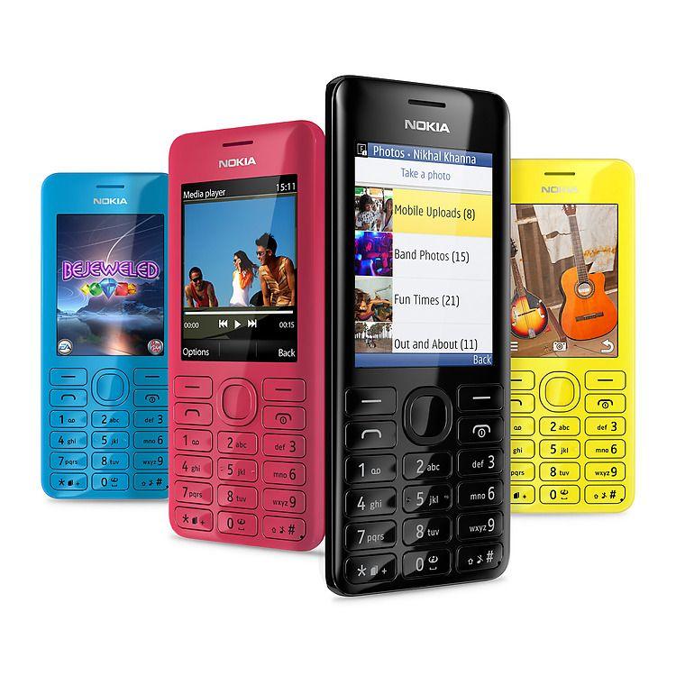 Nokia Nokia 206 dual sim