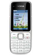 Nokia Nokia C2-01 3G Network Suported