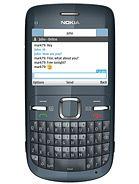 Nokia nokia c3-00
