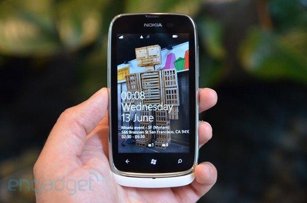 Microsoft lumia 610