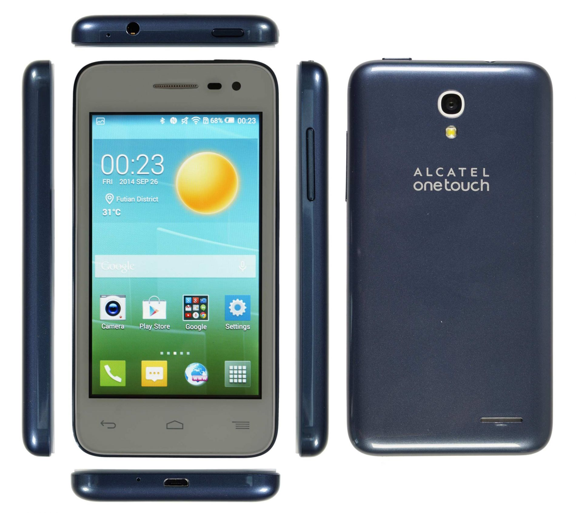 Alcatel alpha
