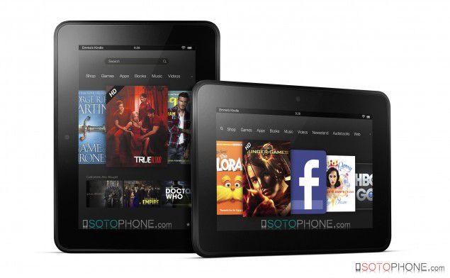 Amazon Fire HD 7