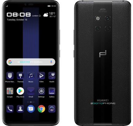 Huawei Mate 20 Rs Porsche Design Price In Bangladesh 2019 & Full