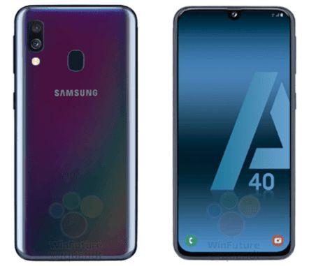 Samsung Galaxy A40 Price In Bangladesh