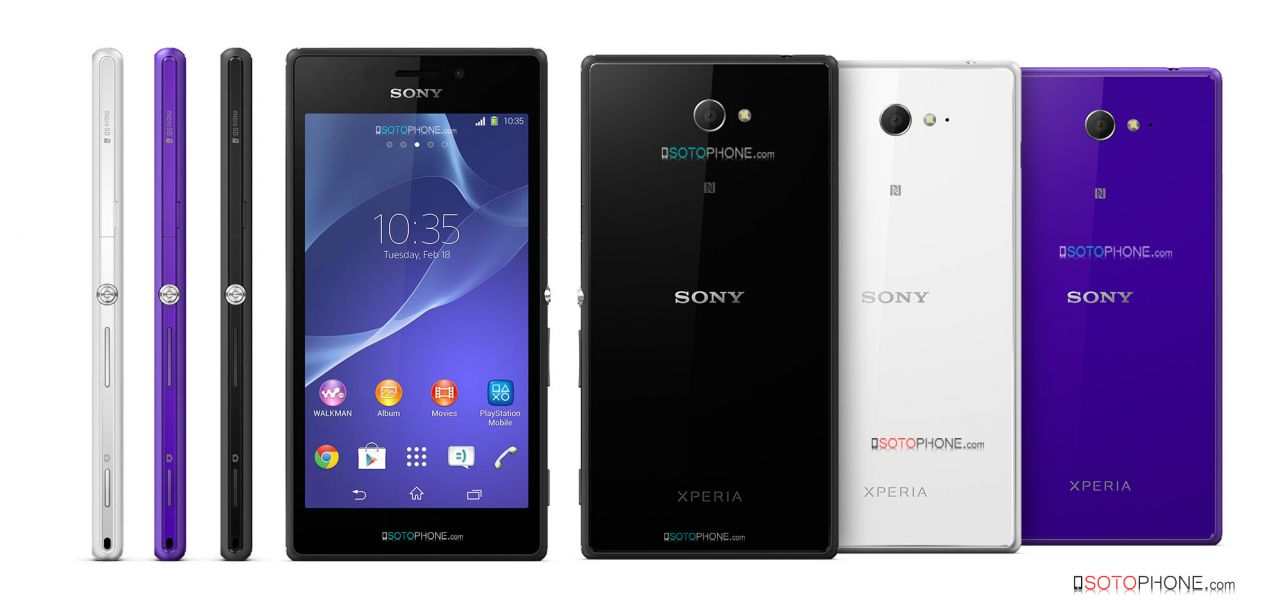 Sony Xperia M2 | Full Specifications With Price In Bangladesh