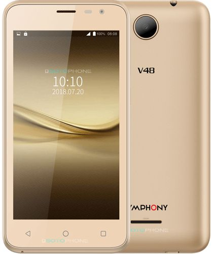 Symphony V48 Price In Bangladesh 2019 & Full Specifications